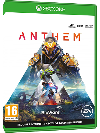 Anthem - Xbox One-nedladdningskod Screenshot