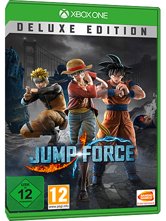 Jump Force - Deluxe Edition (Xbox One-nedladdningskod) Screenshot