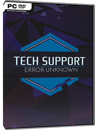 Tech Support - Error Unknown Screenshot