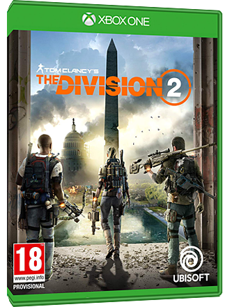 The Division 2 - Xbox One-nedladdningskod Screenshot