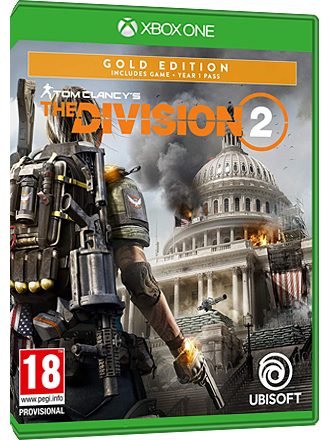The Division 2 - Gold Edition (Xbox One-nedladdningskod) Screenshot