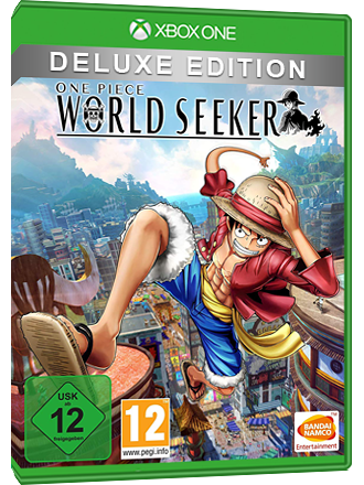 One Piece World Seeker - Deluxe Edition (Xbox One-nedladdningskod) Screenshot