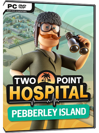 Two Point Hospital - Pebberley Island (DLC) Screenshot
