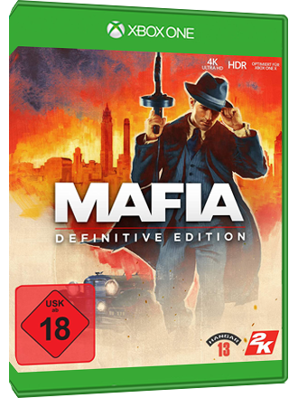 Mafia Definitive Edition - Xbox One Download Code Screenshot