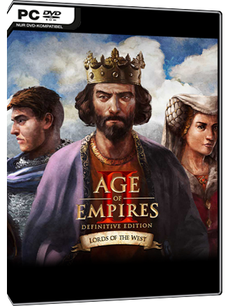Age of Empires II: Definitive Edition - Lords of the West DLC Key Screenshot
