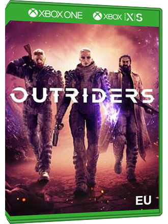 Outriders (Xbox One / Series X|S Download Code) - EU Key Screenshot