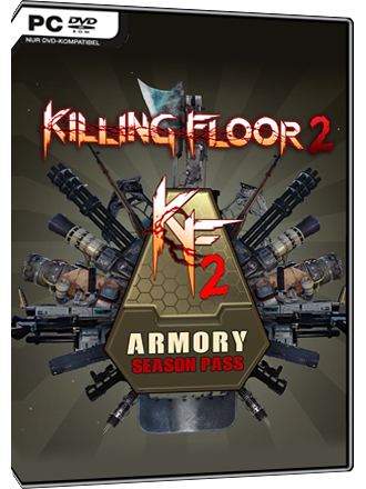 Killing Floor 2 - Armory Season Pass (DLC) Screenshot