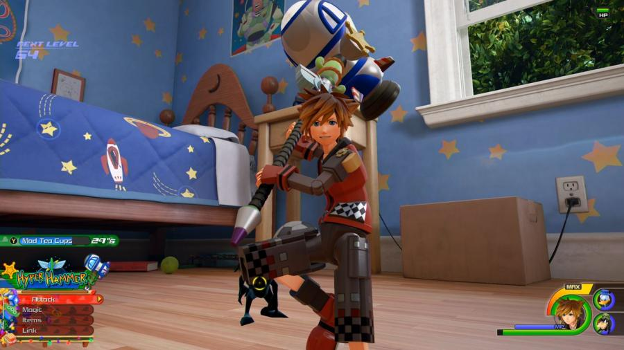 Kingdom Hearts III - Xbox One nedladdningskod Screenshot 3