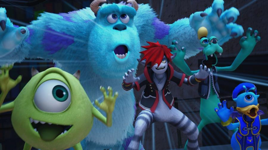Kingdom Hearts III - Xbox One nedladdningskod Screenshot 5