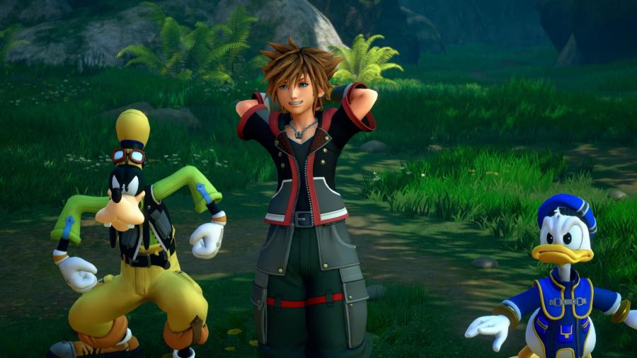 Kingdom Hearts III - Xbox One nedladdningskod Screenshot 2