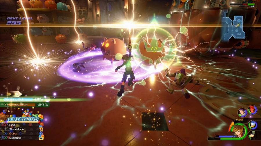 Kingdom Hearts III - Xbox One nedladdningskod Screenshot 4