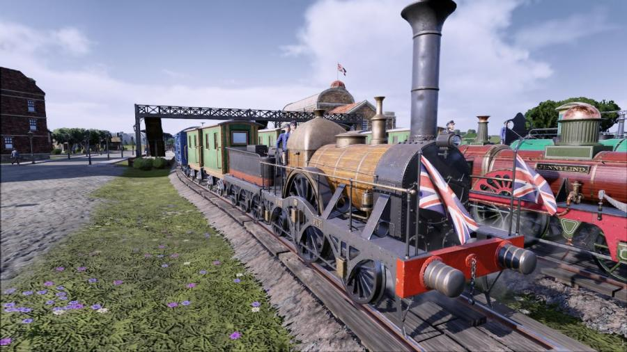 Railway Empire - Great Britain & Ireland (DLC) Screenshot 3