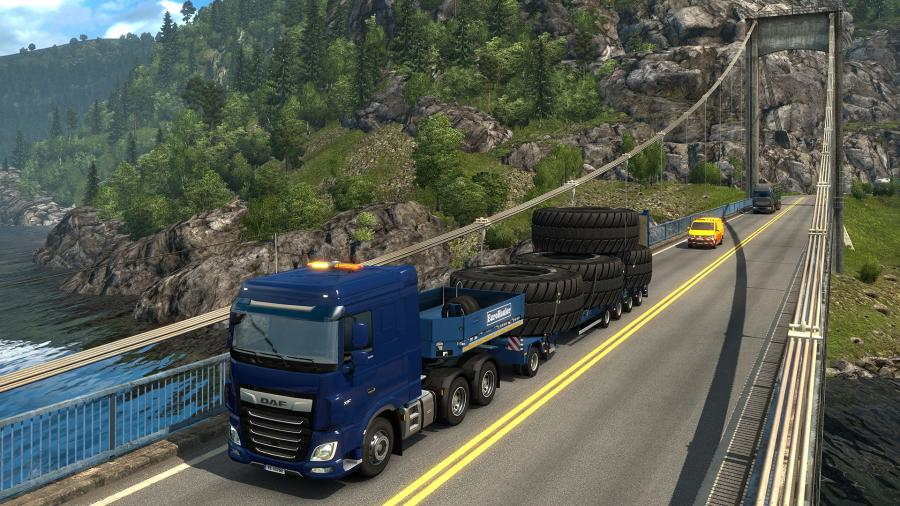 Euro Truck Simulator 2 - Special Transport (DLC) Screenshot 8