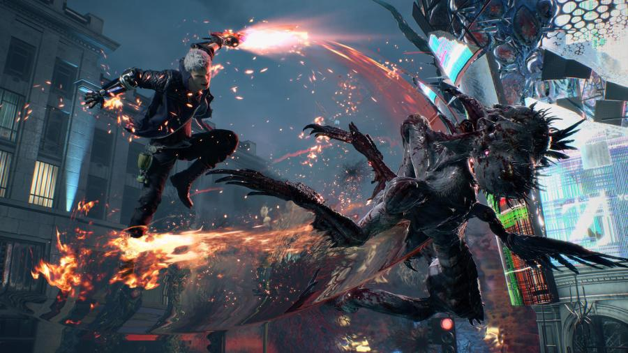 Devil May Cry 5 - Deluxe Edition Screenshot 2