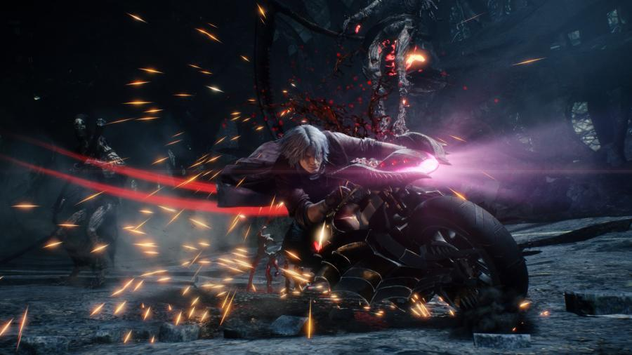 Devil May Cry 5 - Deluxe Edition Screenshot 5