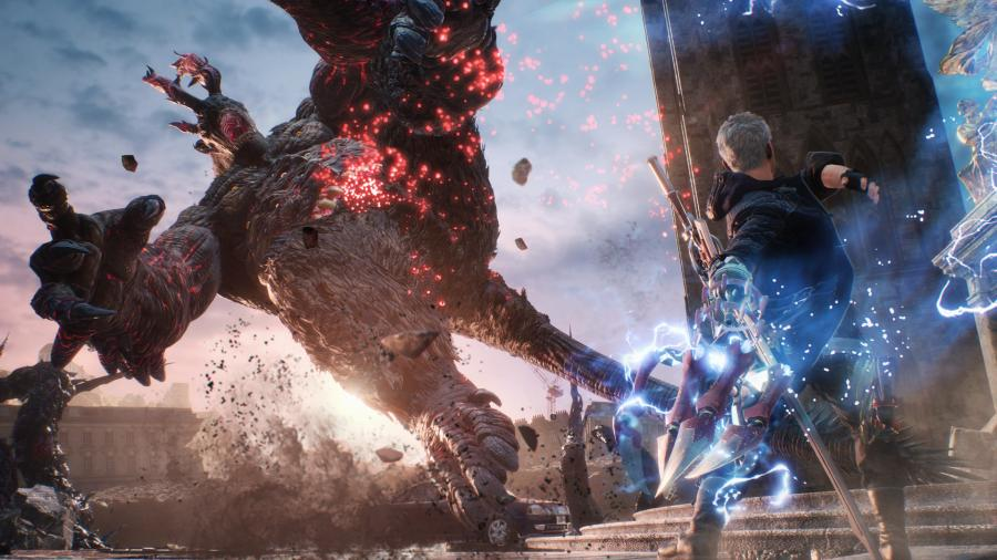 Devil May Cry 5 - Deluxe Edition Screenshot 4