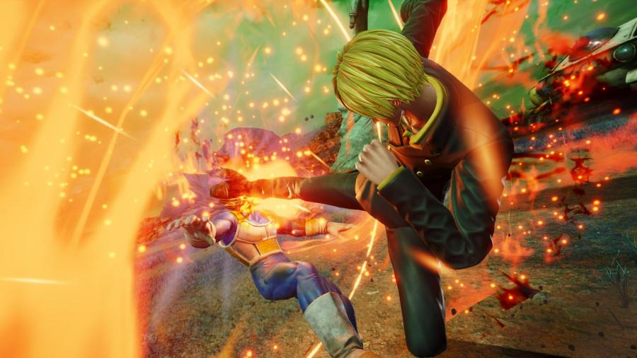 Jump Force - Xbox One-nedladdningskod Screenshot 5