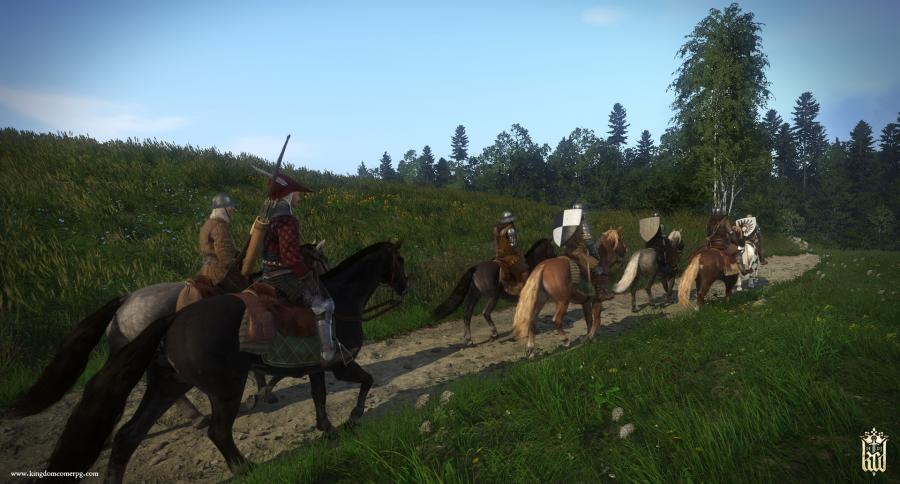 Kingdom Come Deliverance - Band of Bastards (DLC) Screenshot 4