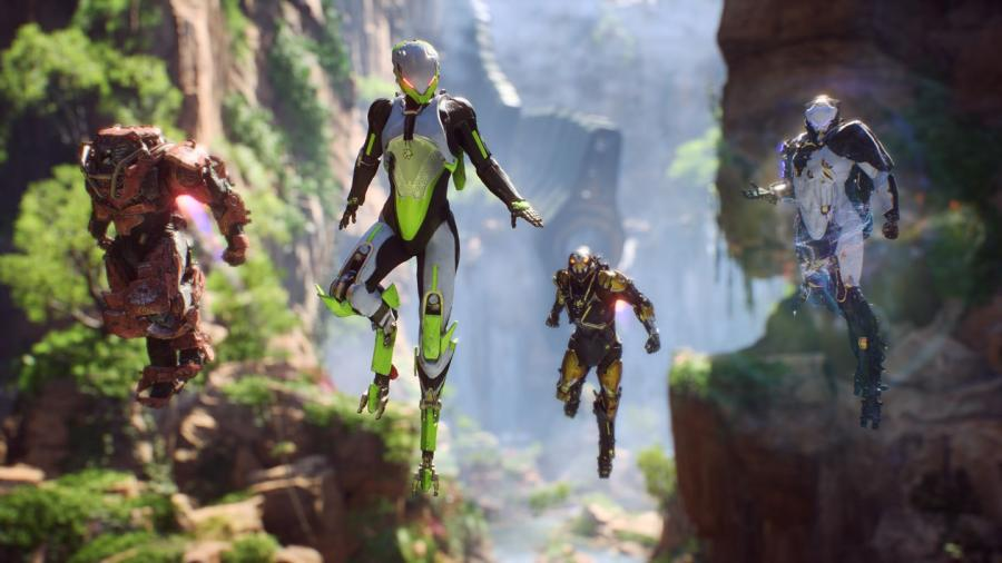 Anthem - Xbox One-nedladdningskod Screenshot 2