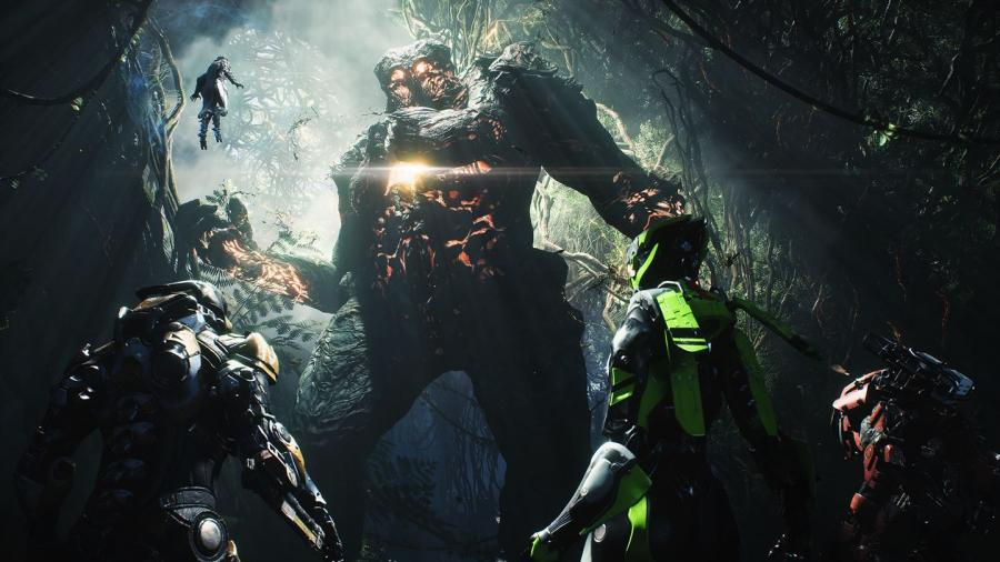 Anthem - Xbox One-nedladdningskod Screenshot 6
