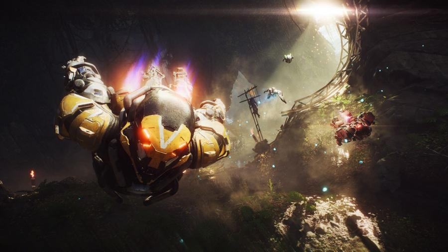 Anthem - Xbox One-nedladdningskod Screenshot 3