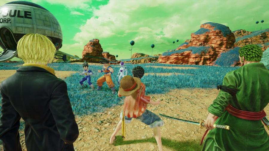 Jump Force - Deluxe Edition (Xbox One-nedladdningskod) Screenshot 3
