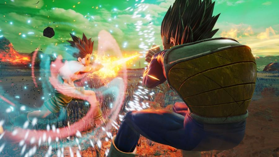 Jump Force - Deluxe Edition (Xbox One-nedladdningskod) Screenshot 6