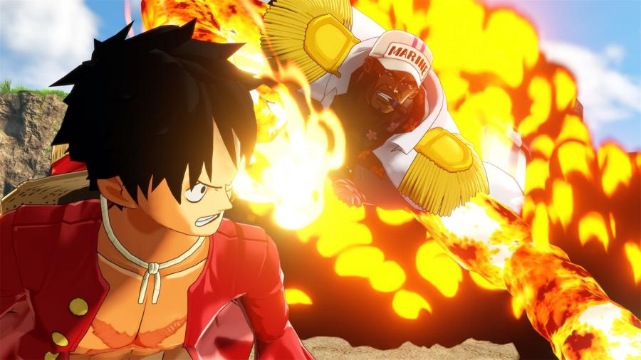 One Piece World Seeker - Deluxe Edition (Xbox One-nedladdningskod) Screenshot 5