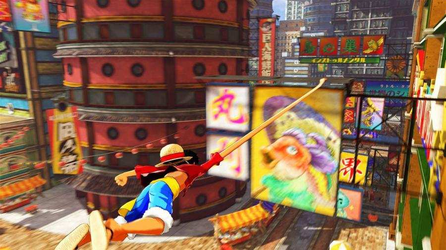 One Piece World Seeker - Deluxe Edition (Xbox One-nedladdningskod) Screenshot 8