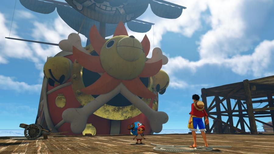 One Piece World Seeker - Deluxe Edition (Xbox One-nedladdningskod) Screenshot 6