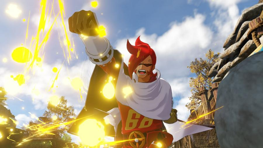 One Piece World Seeker - Deluxe Edition (Xbox One-nedladdningskod) Screenshot 4