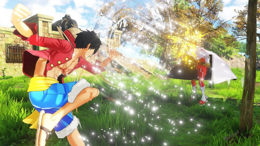 One Piece World Seeker - Deluxe Edition (Xbox One-nedladdningskod) Screenshot 9