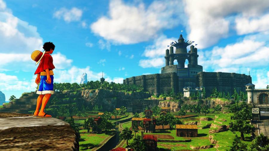 One Piece World Seeker - Deluxe Edition (Xbox One-nedladdningskod) Screenshot 7