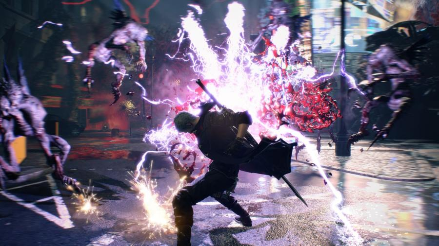 Devil May Cry 5 - Xbox One-nedladdningskod Screenshot 6