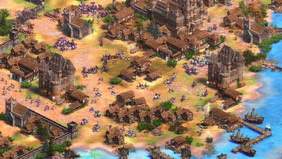 Age of Empires II: Definitive Edition - Lords of the West DLC Key Screenshot 2