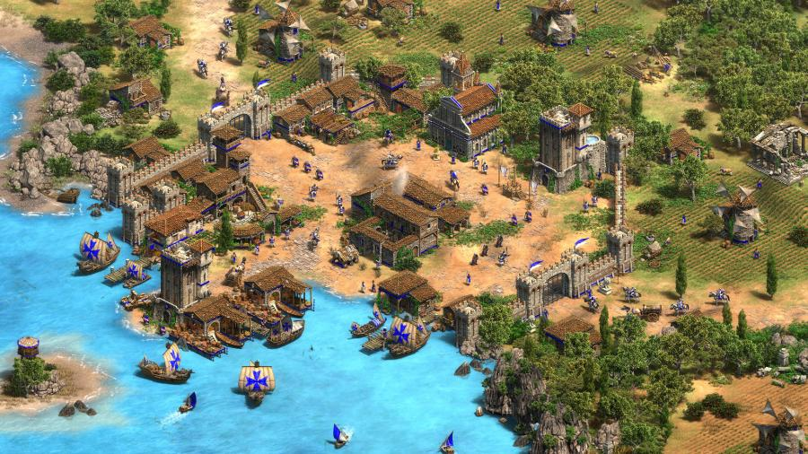 Age of Empires II: Definitive Edition - Lords of the West DLC Key Screenshot 5