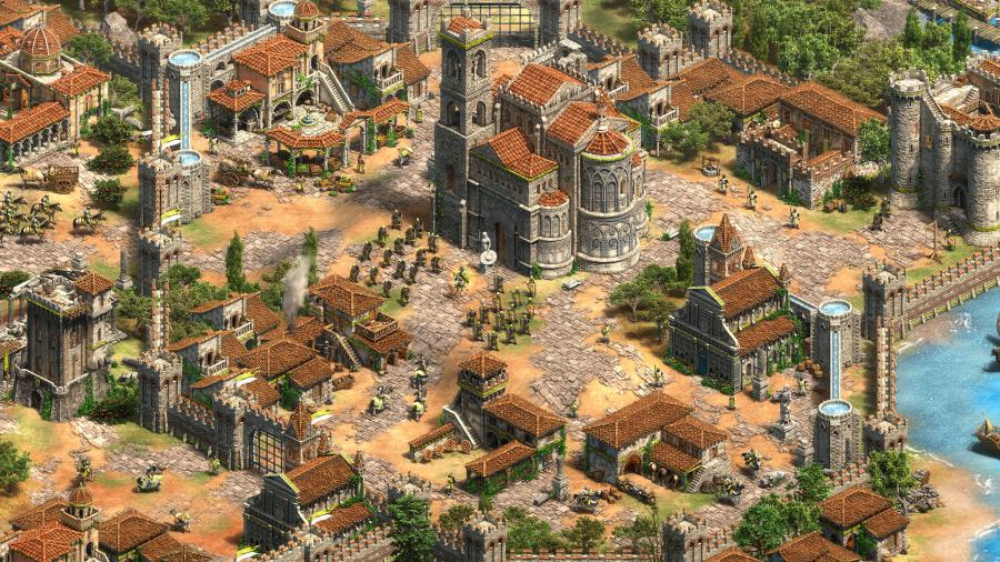 Age of Empires II: Definitive Edition - Lords of the West DLC Key Screenshot 4