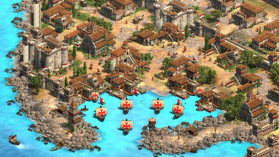 Age of Empires II: Definitive Edition - Lords of the West DLC Key Screenshot 6