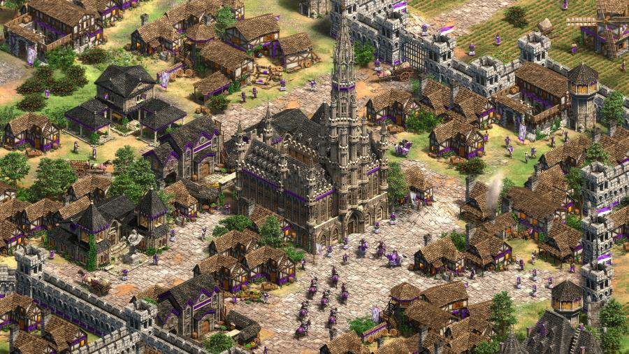 Age of Empires II: Definitive Edition - Lords of the West DLC Key Screenshot 3