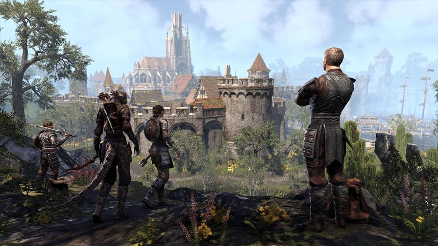 The Elder Scrolls Online - Blackwood Upgrade (Collector's Edition) Screenshot 4