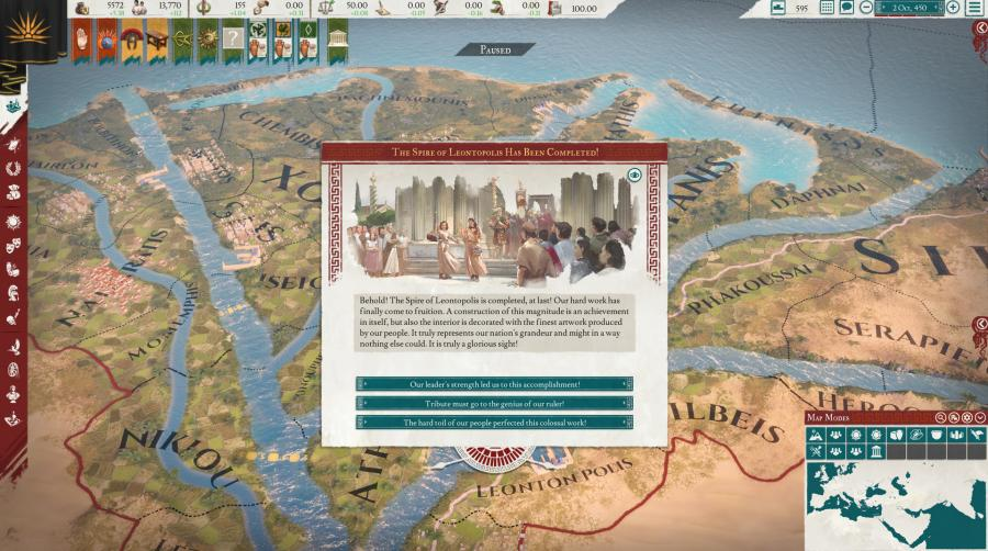 Imperator Rome - Heirs of Alexander Content Pack (DLC) Screenshot 5