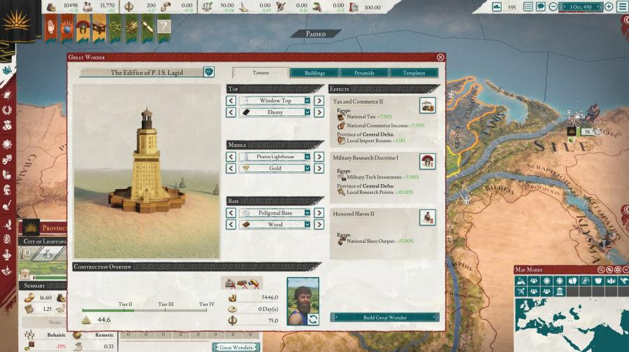 Imperator Rome - Heirs of Alexander Content Pack (DLC) Screenshot 6
