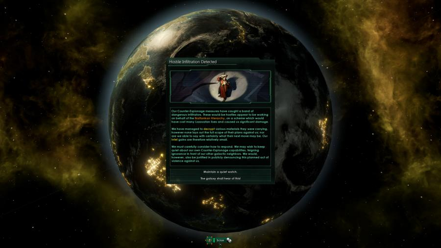 Stellaris - Nemesis (DLC) Screenshot 3