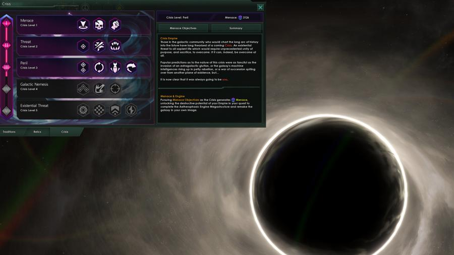 Stellaris - Nemesis (DLC) Screenshot 7